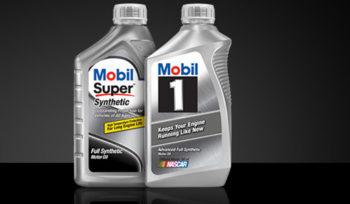 Mobil Synthetic Motor oil vs Mobil Conventional Motor Oil