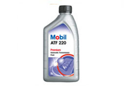 Mobil ATF 220 Passenger Vehicle Lubricants