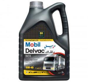 Mobil™ Delvac MX 15W-40 Lubricant